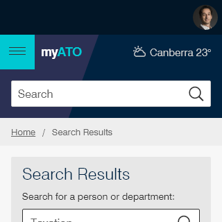 ATO People Search - Mobile