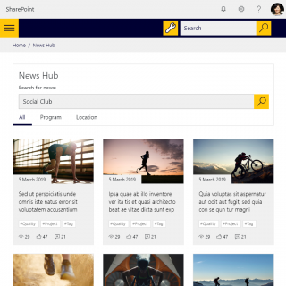 Sports Australia News HubTablet