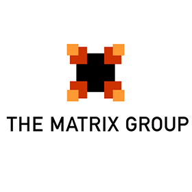 Brand design: The Matrix Group logo