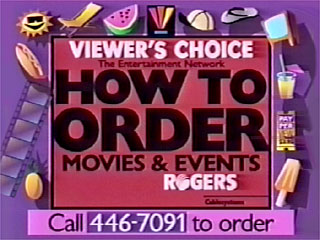 Rogers How To Order