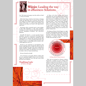 Wijojo offerings brochure